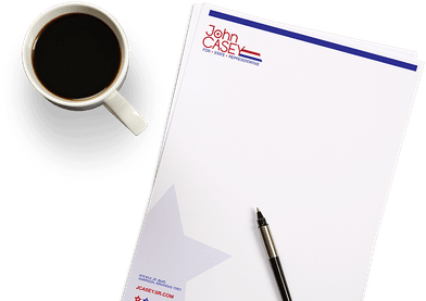 Custom Printed Letterhead and Stationery