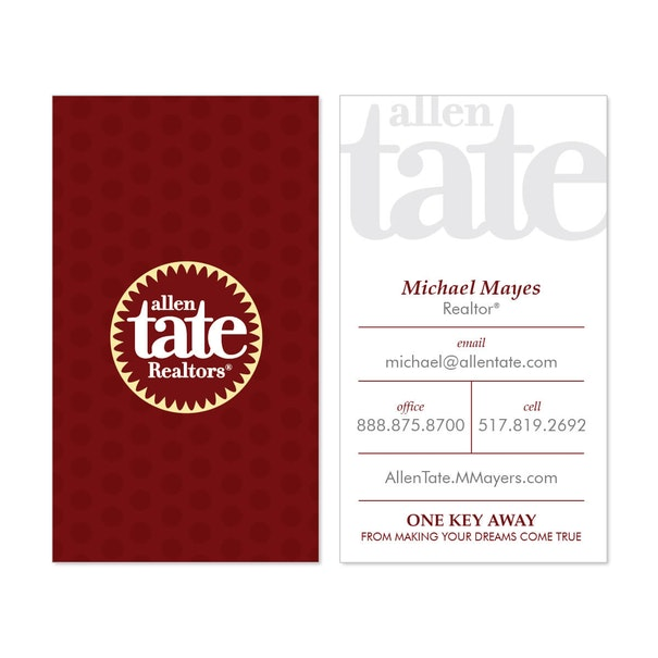 Free Real Estate Business Cards Templates