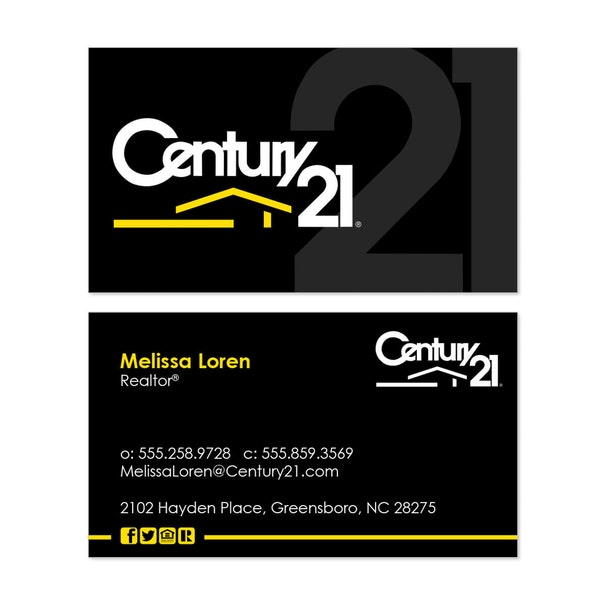Remax Business Cards Free Templates Primoprint